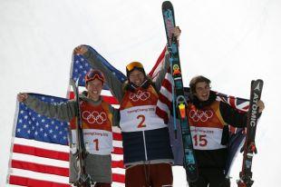 Американец Дэвид Уайз завоевал золото в соревнованиях в хафпайпе на ОИ