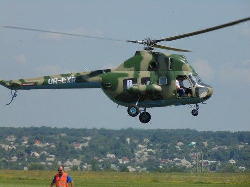 Под Краматорском разбился украинский военный вертолет, экипаж погиб