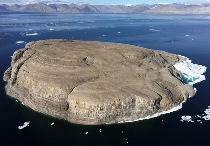 Остров Ганса.
