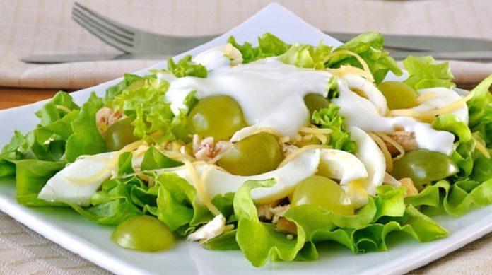 Самые вкусные и легкие салаты к 8 Марта. Удиви подруг!