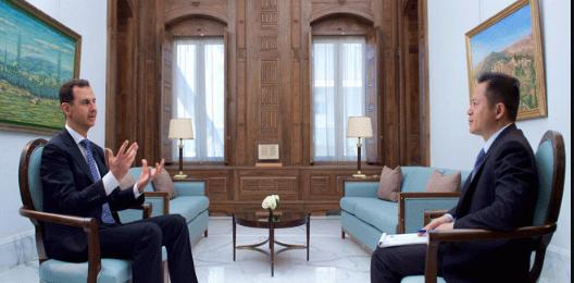 Асад: Россия является единственной серьёзной стороной, которая эффективно борется с ИГ