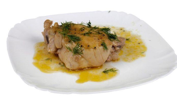 Невозможно вкусная курица в маринаде