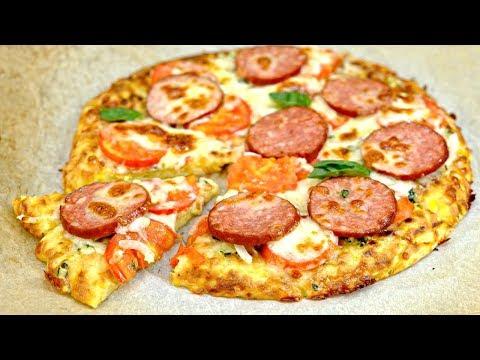 Кабачковая пицца — один из самых вкусных рецептов кабачков