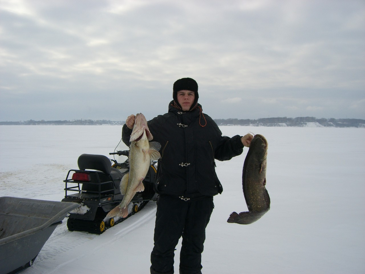 рыбалка в пучеже видео