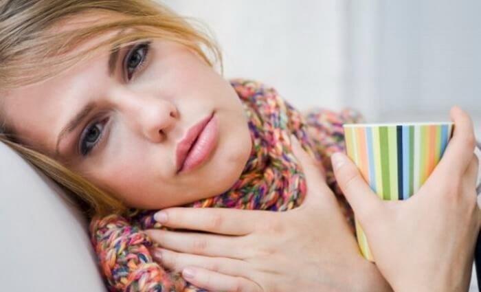 Прогревающие процедуры против кашля