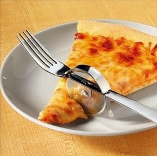 вилка-пиццерезка