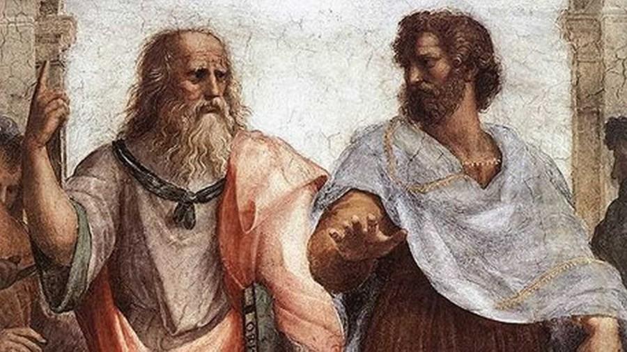 Психология от Платона. Что же он имел ввиду