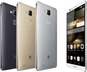 IFA 2014: Huawei представила флагманский планшетофон Ascend Mate 7