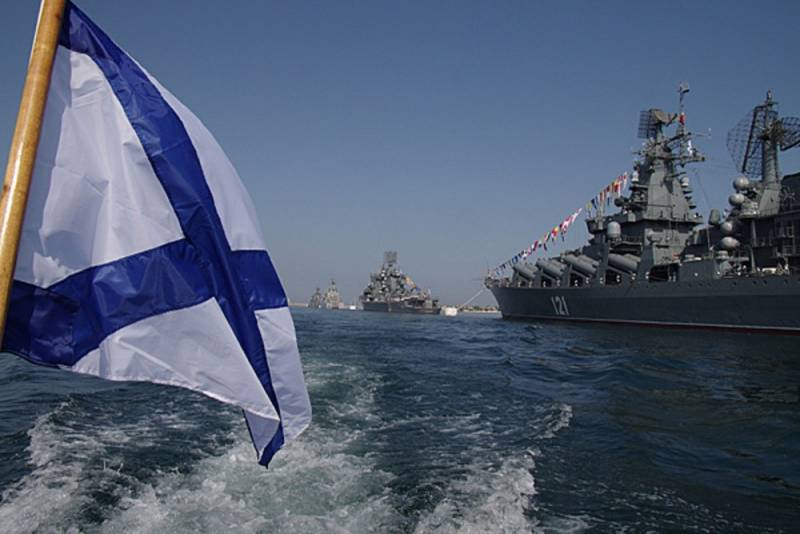 ВМФ России возьмет под прицел американский флот в Черном море