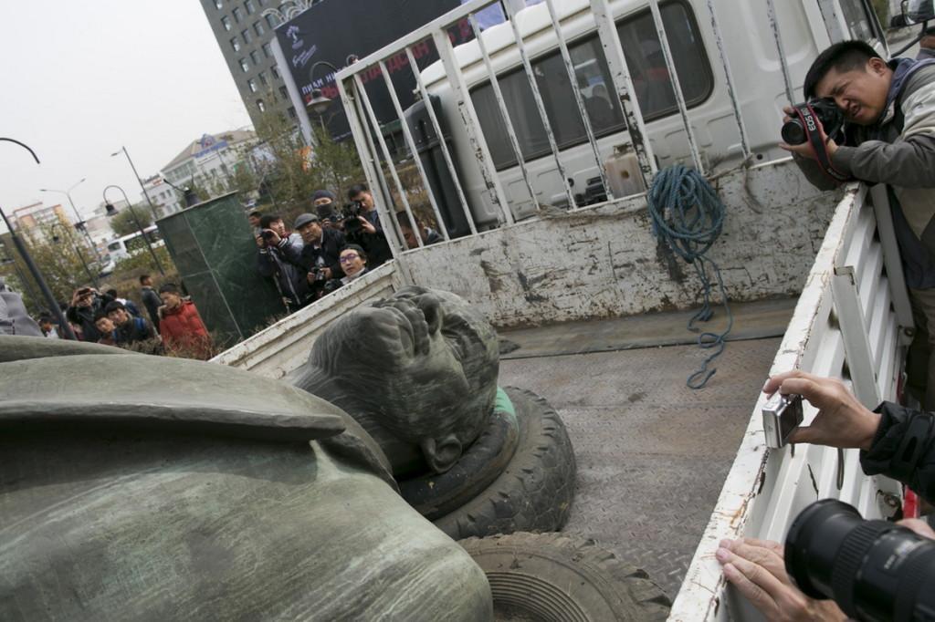 2012.14.10. Монголия. Улан-Батор