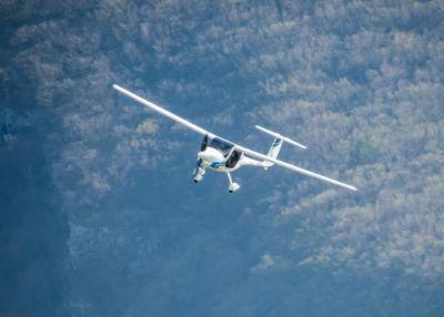 Пилотов начнут готовить на электрических самолетах