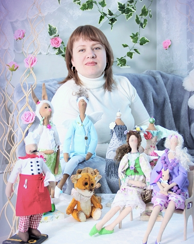 Народные промыслы. Мастера. Куклы (2)