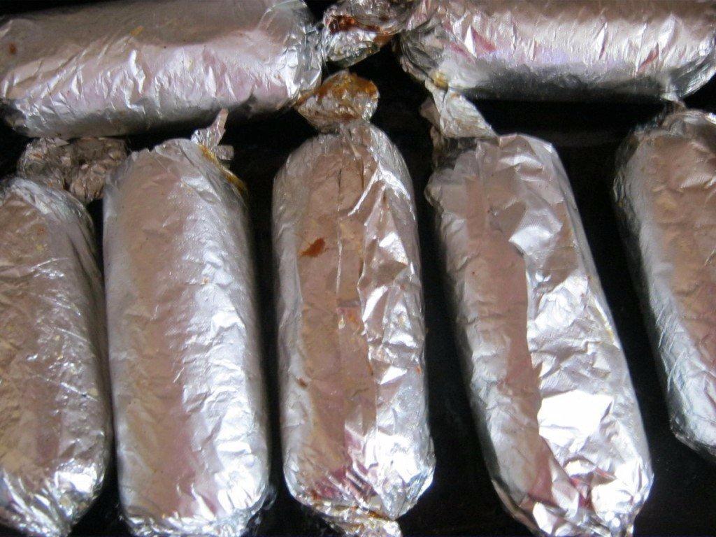 Вкуснейшая куриная колбаска — супер угощение к столу