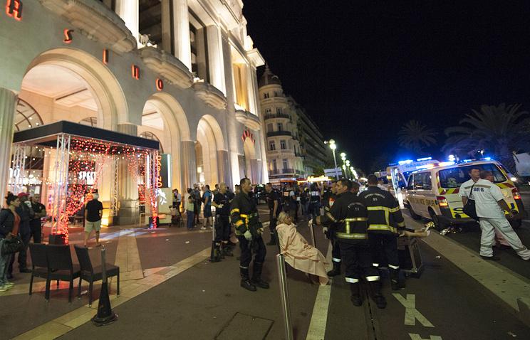 Очевидец событий в Ницце: это был полный хаос