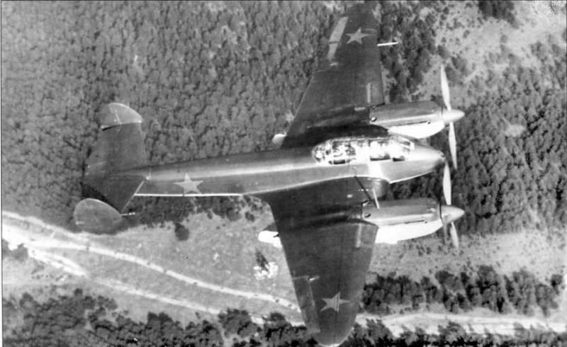 Бомбардировщики Яковлева. Як-2 и Як-4