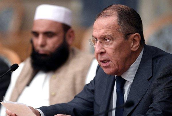Россия совершила политический ход в Афганистане. <div id=