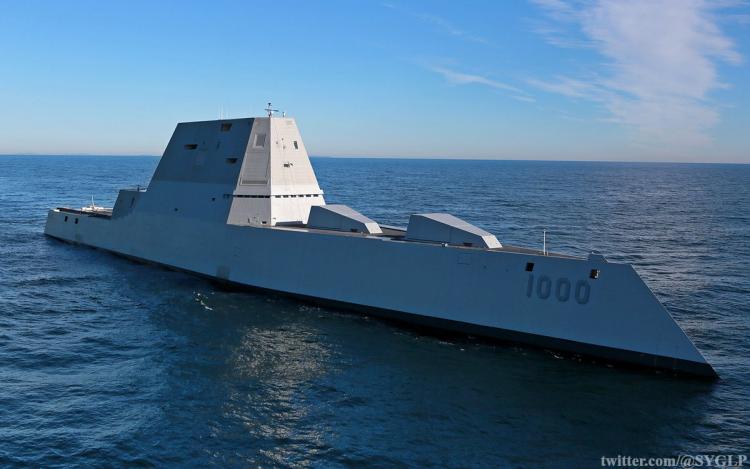 «Дерзкий» против «Замволта»: корвет РФ затмил «гордость флота США»