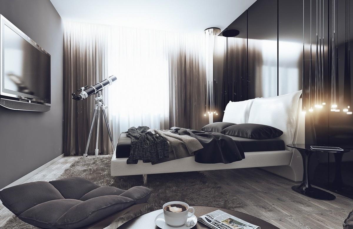 ИНТЕРЬЕР. СТИЛЬ. ДИЗАЙН. Неотъемлемые элементы уютной современной спальни