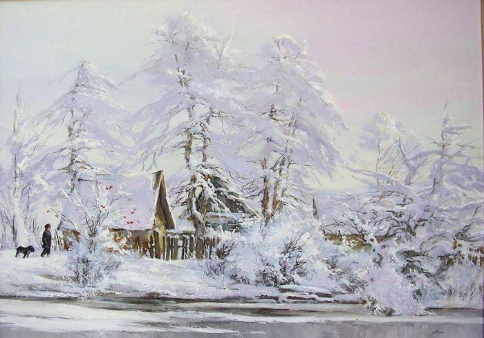 художник Анатолий Бруно картины - 02