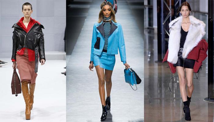 Актуальные модели курток осе…