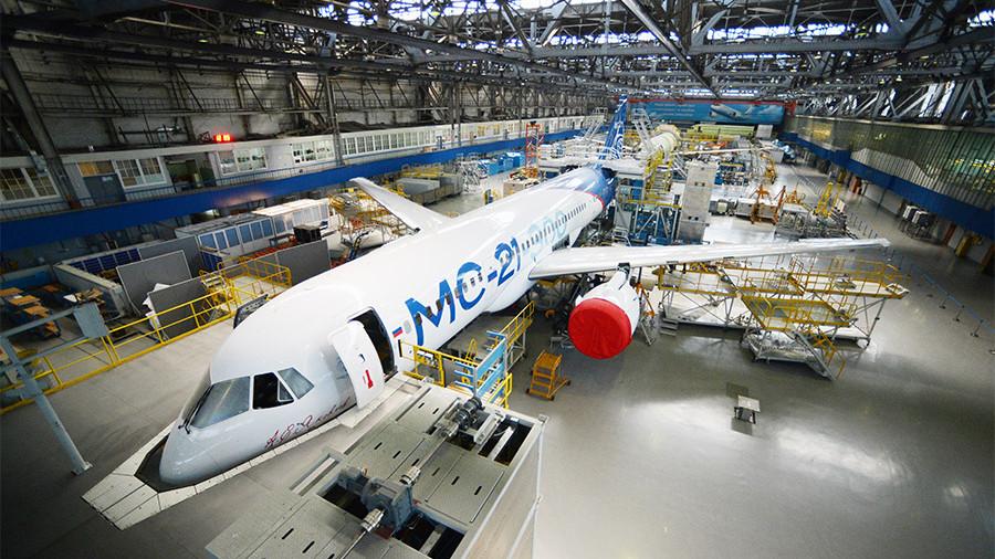 В России создают уникальную операционную систему для самолетов