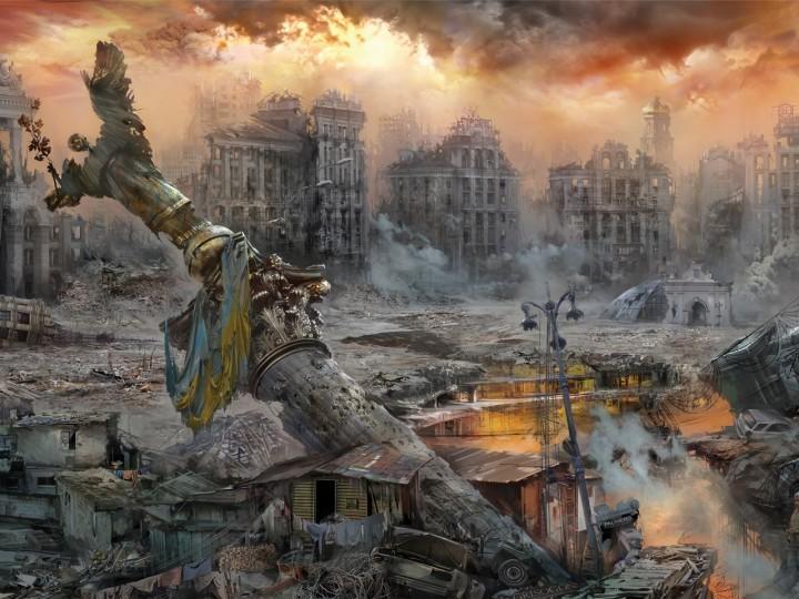 Проект Украины -завершён