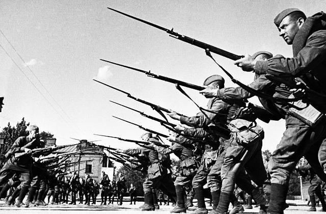 «Кто в рукопашной не дрался с русскими, тот войны не видал»