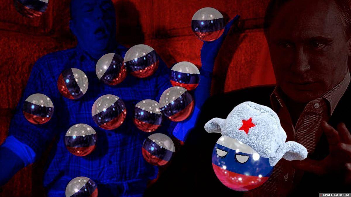 Что и требовалось доказать: «русских ботов» создавали американцы