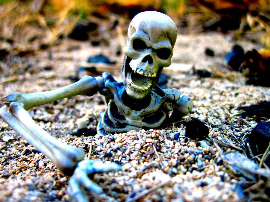 Тайна озера Скелетов в Гималаях
