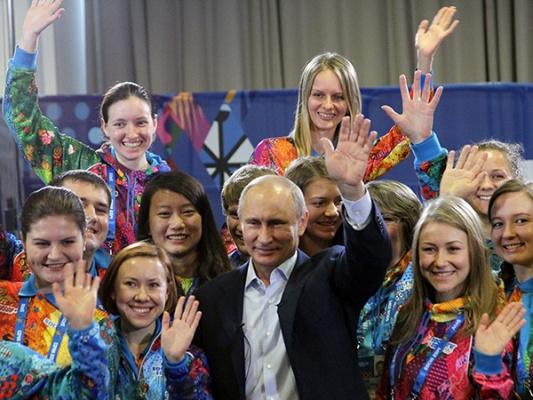 Путин освоем новом сроке: Если выменя поддержите, то я, наверное, решусь