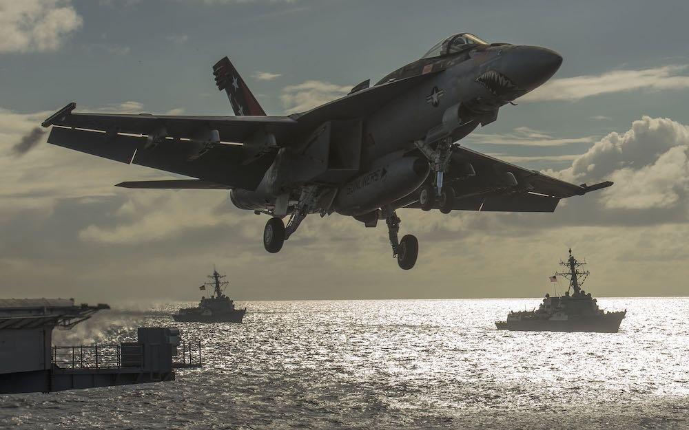 США устроили Китаю морскую провокацию
