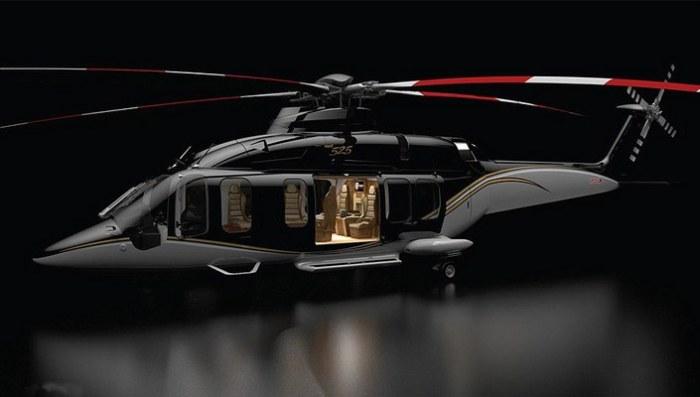 Офис-вертолёт за $15 млн для самых конфиденциальных переговоров