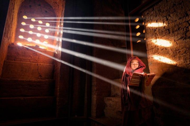 «Источник света»,  Марчело Кастро National Geographic Traveler