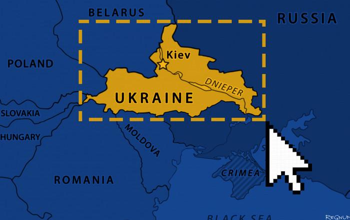 «Продавай, замерзай — Порошенко все равно»: Украинцам придется расплачиваться территориями за авантюры Киева