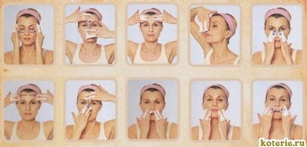 Как сделать массаж шеи самой