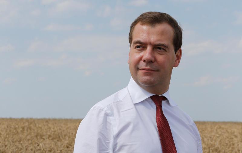 """Медведев утвердил """"Националь…"""