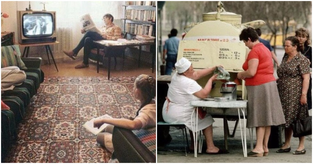 25 очень теплых фотографий из советского прошлого