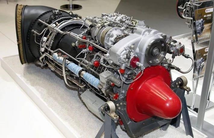 Создан стенд для испытаний вертолетных двигателей