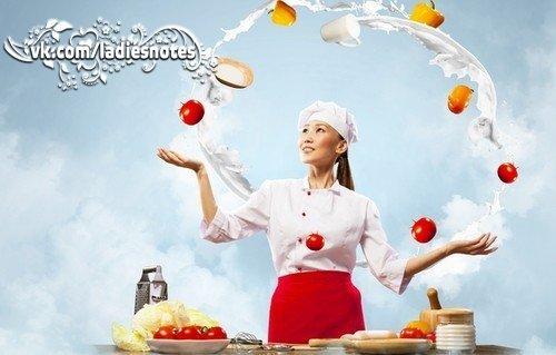 16 кулинарных секретов на вес золота!