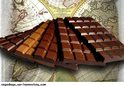 Китай запретил импорт бельгийского шоколада - Финансы на Новостей.COM