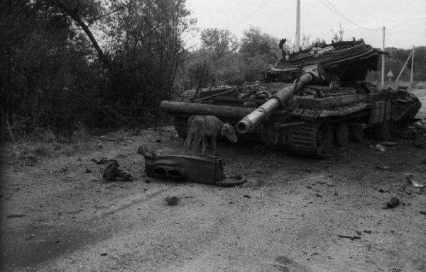 Началась Иловайская битва №2