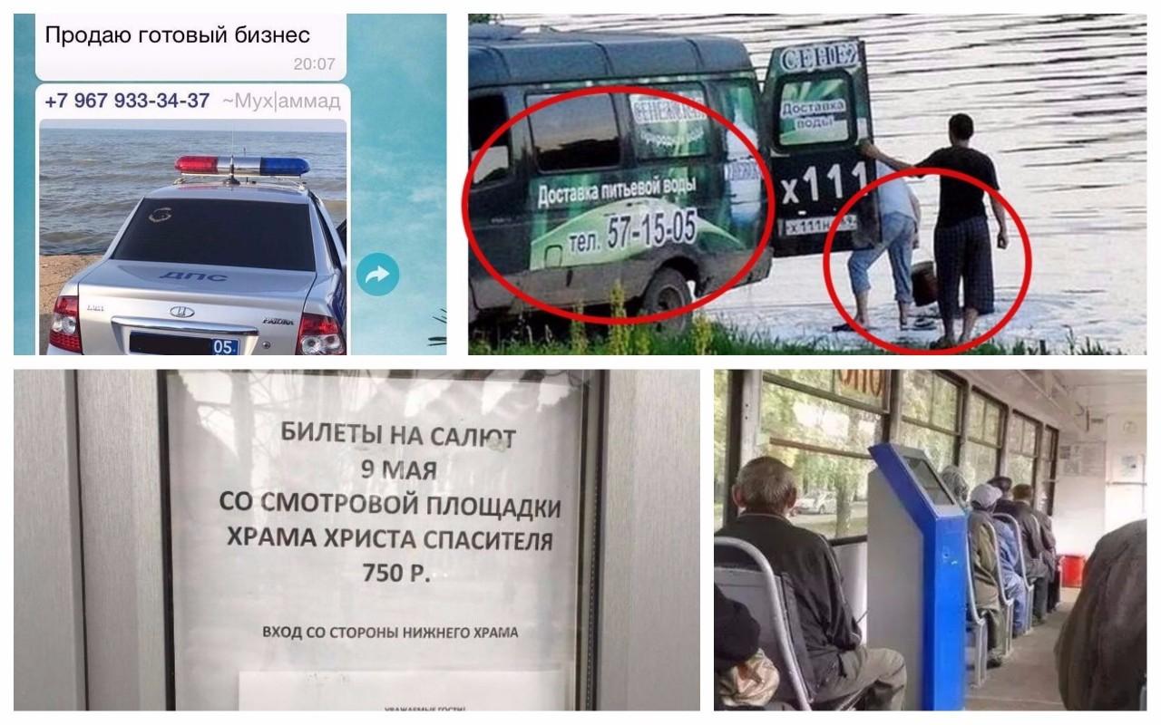 "ООО ""Рога и Копыта"", или бизнес по-русски"