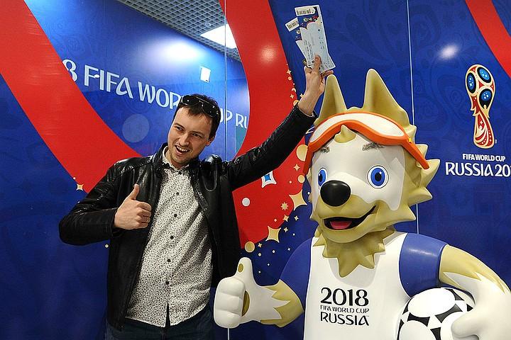 Билеты - с боем: стартовал последний этап онлайн продаж билетов на ЧМ по футболу