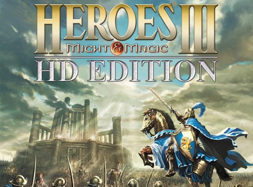 HD-римейк легендарных Heroes of Might & Magic III для Android, iOS планшетов и ПК