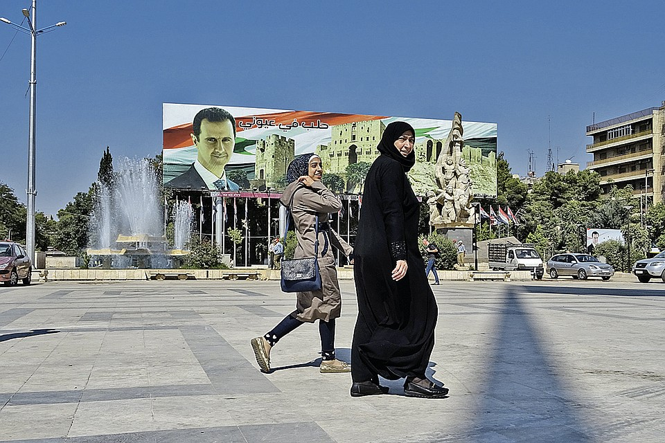 Почему Россия помогает Сирии