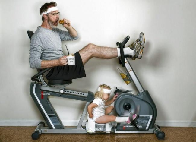 Лучший отец в мире