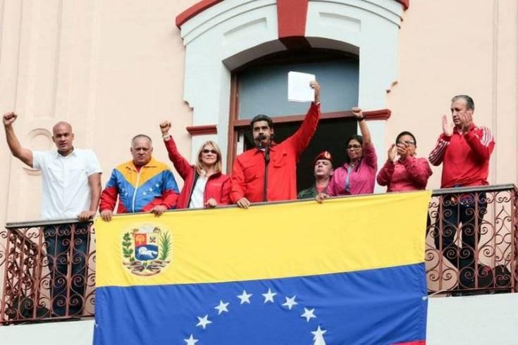 Россия пытается спасти Венесуэлу, ведя переговоры с США