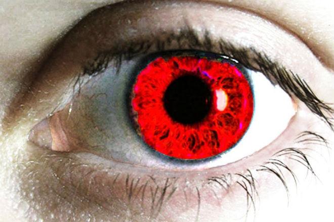 Самые редкие цвета глаз на планете