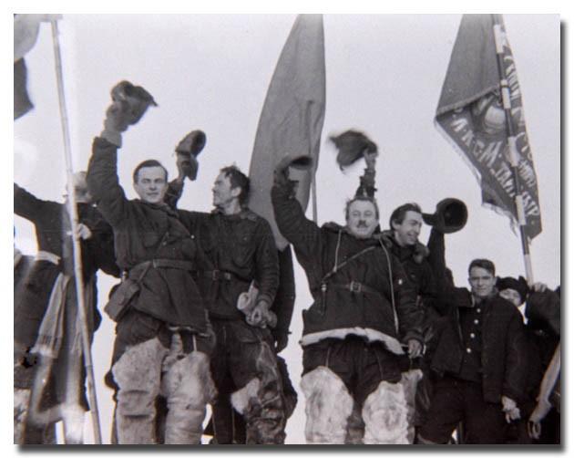 Воевал Иван Папанин... 120 лет знаменитому полярнику и организатору науки