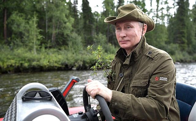 Почему Путин? Ко дню рождения Президента.